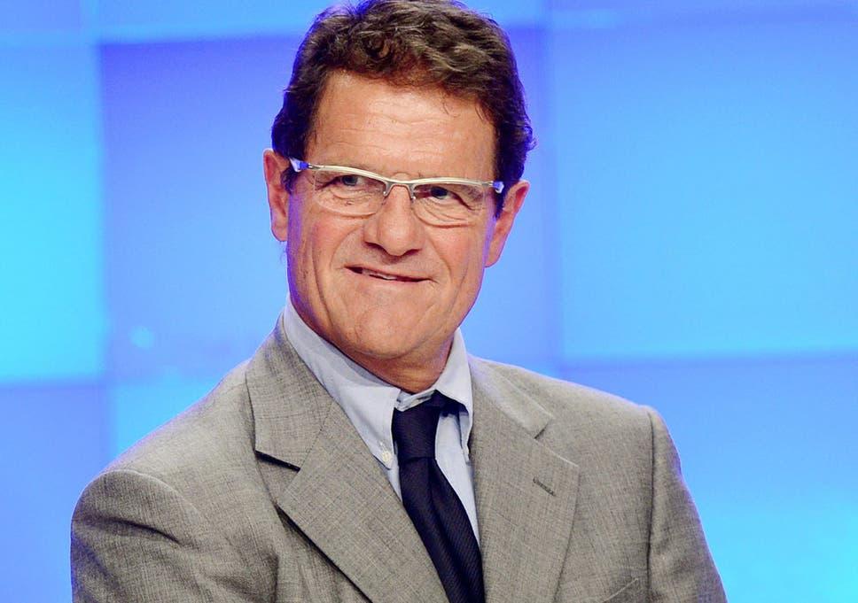 """Fabio Capello: """"Scudetto? La favorita è l'Inter"""" - Agenpet"""